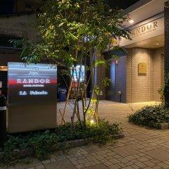 Randor Residential Hotel Fukuoka Фукуока банкомат