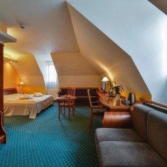 Hotel Schwaiger Прага интерьер отеля фото 3