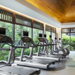Отель Vana Belle, A Luxury Collection Resort, Koh Samui фитнесс-зал фото 2