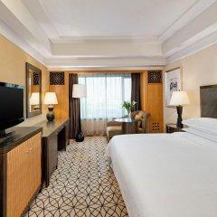 Отель Sheraton Xian Hotel Китай, Сиань - отзывы, цены и фото номеров - забронировать отель Sheraton Xian Hotel онлайн комната для гостей