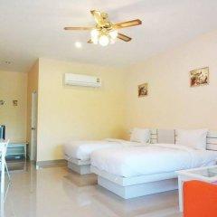 Отель Holland Resort Phuket Таиланд, Пхукет - отзывы, цены и фото номеров - забронировать отель Holland Resort Phuket онлайн комната для гостей фото 5