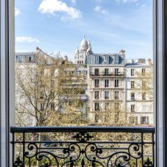 Avenir Hotel Montmartre балкон