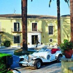 Отель Villa Jerez Испания, Херес-де-ла-Фронтера - отзывы, цены и фото номеров - забронировать отель Villa Jerez онлайн городской автобус