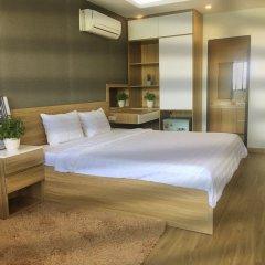 Bamboo Hotel & Apartments - Hostel Халонг комната для гостей фото 5