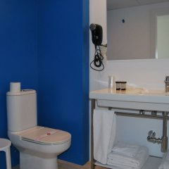 Отель Estudiotel Alicante ванная фото 2