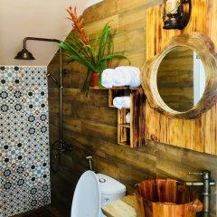 A Tran Boutique Hotel Хойан ванная фото 2