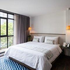 Warm Window Silom - Hostel Бангкок комната для гостей фото 4