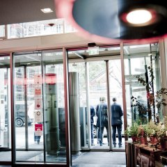 Отель ARCOTEL John F Berlin фитнесс-зал