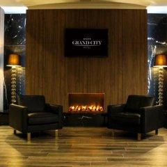 Hotel Grand City Вроцлав интерьер отеля фото 2