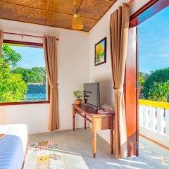 Отель An Bang Gold Coast Villa балкон