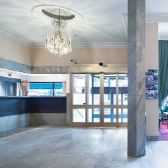 Hotel Terminus Stockholm интерьер отеля
