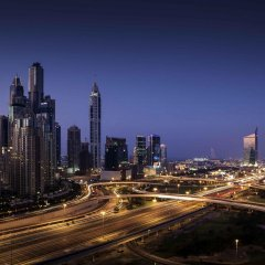 Отель Pullman Dubai Jumeirah Lakes Towers фото 3