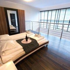 Отель PCD Aparthotel Wola Польша, Варшава - отзывы, цены и фото номеров - забронировать отель PCD Aparthotel Wola онлайн комната для гостей фото 4