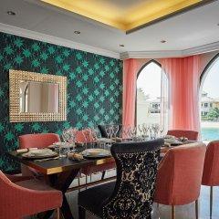 Отель Dream Inn Dubai - Royal Palm Beach Villa ОАЭ, Дубай - отзывы, цены и фото номеров - забронировать отель Dream Inn Dubai - Royal Palm Beach Villa онлайн питание