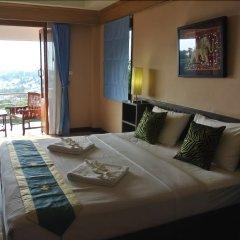 Отель Baan Kongdee Sunset Resort Пхукет комната для гостей фото 5