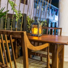 Отель The Entrance - Galle Fort гостиничный бар