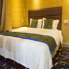 Zhonghuan Theme Hotel комната для гостей фото 2
