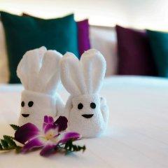 Отель The Kee Resort & Spa удобства в номере фото 2