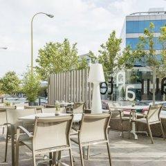 Отель Ilunion Alcala Norte Мадрид бассейн