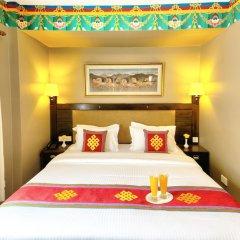 Отель Lotus Gems Непал, Катманду - отзывы, цены и фото номеров - забронировать отель Lotus Gems онлайн комната для гостей фото 4