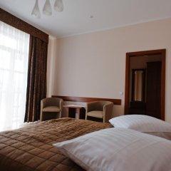 Карпаты Отель Хуст комната для гостей