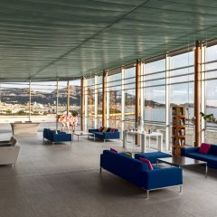 Отель Pullman Marseille Palm Beach фитнесс-зал фото 3