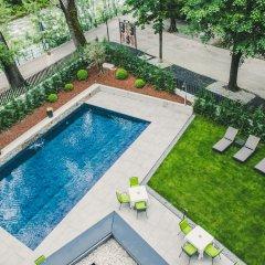 Отель Residence Flora Италия, Меран - отзывы, цены и фото номеров - забронировать отель Residence Flora онлайн бассейн фото 3