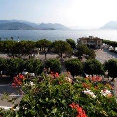 Отель Italie Et Suisse Стреза пляж