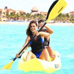 Отель Sandos Playacar Select Club - Только для взрослых, Все включено Плая-дель-Кармен приотельная территория