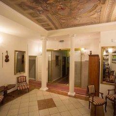 Отель Donatello Прага сауна