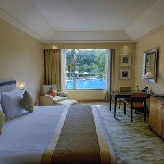 Отель The Grand New Delhi комната для гостей