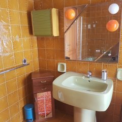 Отель Altura B&B Фонди ванная