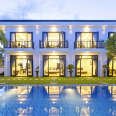 Отель Hoi An Hideaway Villa с домашними животными