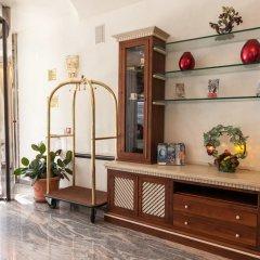 Отель Ambassador Италия, Римини - 1 отзыв об отеле, цены и фото номеров - забронировать отель Ambassador онлайн интерьер отеля фото 2