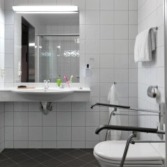 Отель Scandic Kokstad Берген ванная фото 2