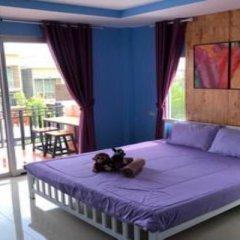 Отель Preaw whaan Kohlarn комната для гостей фото 5