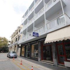Отель Moschos Hotel Греция, Родос - отзывы, цены и фото номеров - забронировать отель Moschos Hotel онлайн парковка