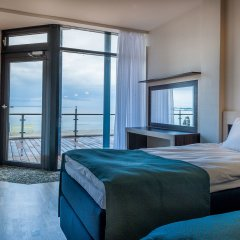 Апартаменты Pirita Beach & SPA Таллин комната для гостей фото 3
