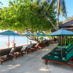 Отель Baan Chaweng Beach Resort & Spa пляж