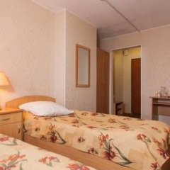 Гостиница AMAKS Россия 2* Стандартный номер с 2 отдельными кроватями фото 2