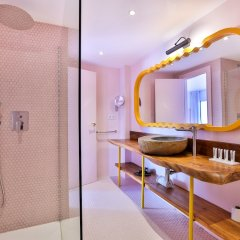 Paradiso Ibiza Art Hotel - Adults Only ванная фото 2