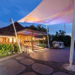 Отель The Vijitt Resort Phuket парковка
