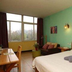 Chengdu Dreams Travel Youth Hostel комната для гостей