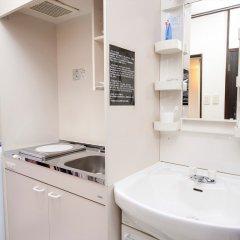 Отель Aruko Residence Yakuin Фукуока ванная фото 2