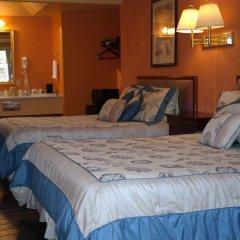 Отель Coast Inn and Spa Fort Bragg комната для гостей фото 3