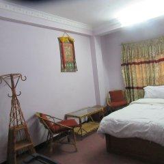 Отель Monkey Temple Homestay Непал, Катманду - отзывы, цены и фото номеров - забронировать отель Monkey Temple Homestay онлайн комната для гостей фото 4