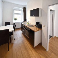 Апартаменты Old Town Apartments Greifswalder Strasse удобства в номере