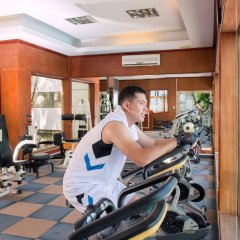 Отель Royal Villas фитнесс-зал фото 2