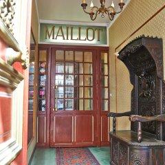Hotel Maillot развлечения