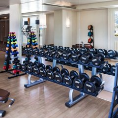 Отель Viceroy L'Ermitage Beverly Hills фитнесс-зал